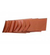 Envelope Brown 12 X 6""