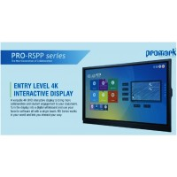 "Interactive Flat Panel - 70"" PRO (Windows and Android - 2K)"