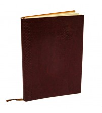 Fancy Leather Soft Note Book