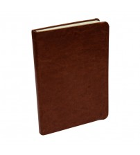 Fancy Leather Hard Note Book